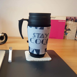 TAZA TERMICA - STAY COOL (DDP 19)